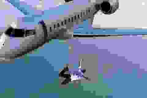 Tại sao máy bay chở khách lại không trang bị thêm dù nhảy?
