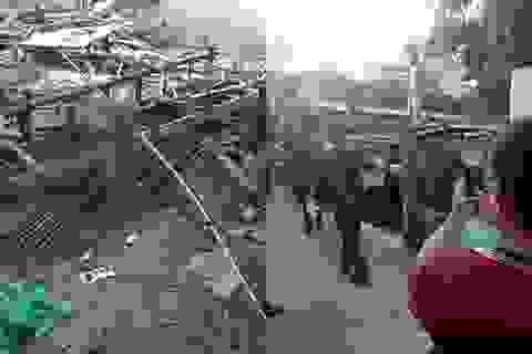 Hà Nội: Nổ lớn tại Đông Anh, 2 người thương vong