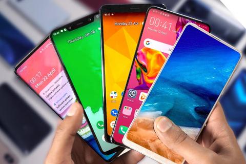 Thị trường smartphone sụt giảm kỷ lục do Covid-19