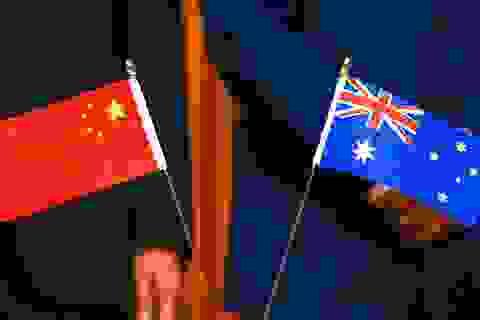 """Trung Quốc """"chặn"""" hàng nông sản nhập khẩu Úc khi căng thẳng leo thang"""