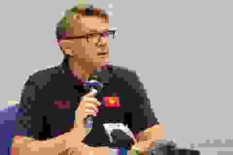 Giấc mơ dự World Cup của HLV Park Hang Seo và Philippe Troussier