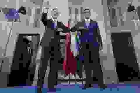 Ngoại trưởng Trung Quốc thăm 5 nước châu Âu giữa lúc căng thẳng với Mỹ