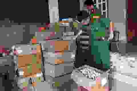 Sản xuất men rượu giả ở Hà Tĩnh, đóng bao bì ghi địa chỉ ở Nghệ An
