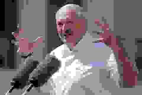 """Cuộc """"so cơ"""" cạnh tranh ảnh hưởng giữa Nga và phương Tây ở Belarus"""