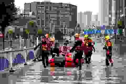 Nền kinh tế Trung Quốc chao đảo bởi thảm họa lũ lụt