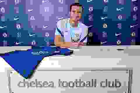 """Chelsea chính thức nổ """"bom tấn"""" Ben Chilwell"""