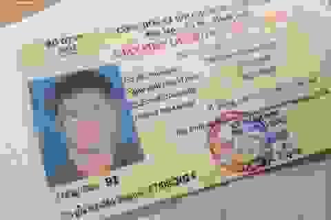 Bộ Công an: Giữ nguyên thời hạn bằng lái xe 10 năm, không rút xuống 5 năm
