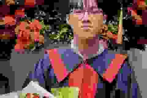 Thủ khoa tốt nghiệp khối A với hai điểm 10 đăng ký vào ĐH Bách khoa TP.HCM