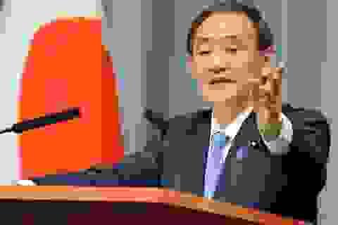 Nhật Bản quan ngại vụ Trung Quốc phóng tên lửa ra Biển Đông