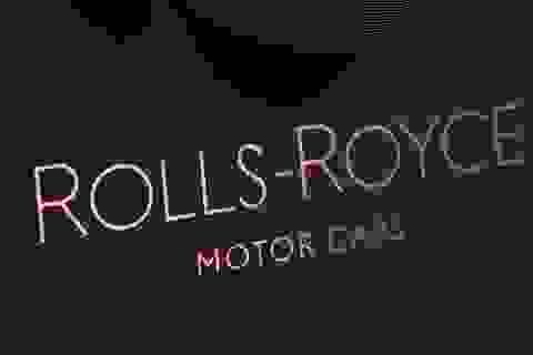 Rolls-Royce có bộ nhận diện thương hiệu mới - Không còn chỉ là một hãng xe