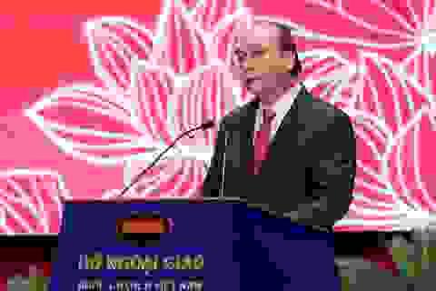 """Thủ tướng: Phát huy tốt nội lực để """"tiếng chiêng ngoại giao"""" vang xa"""