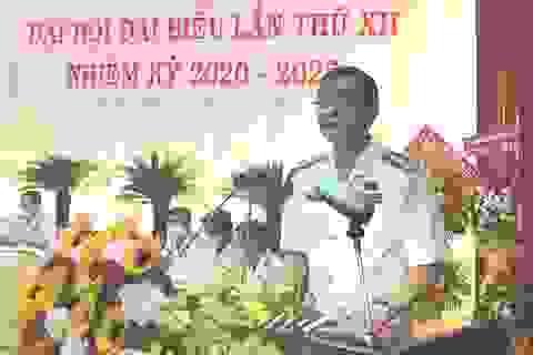 Đại tá Lê Hồng Nam được bầu làm Bí thư Đảng ủy Công an TPHCM