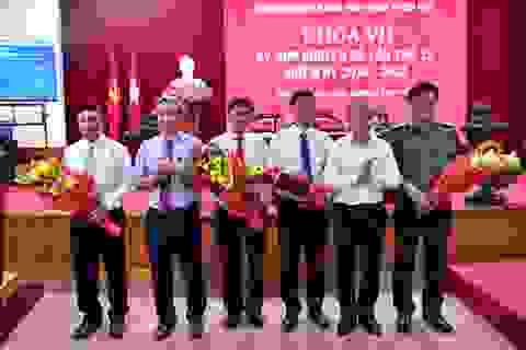 Bầu bổ sung Phó Chủ tịch UBND tỉnh Thừa Thiên Huế