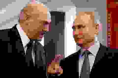 Ông Putin nói Nga thành lập lực lượng sẵn sàng hỗ trợ tổng thống Belarus