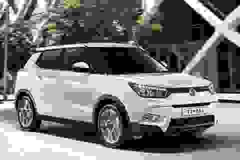 Nhiều hãng ô tô nhòm ngó mua cổ phần hãng xe Hàn Quốc SsangYong