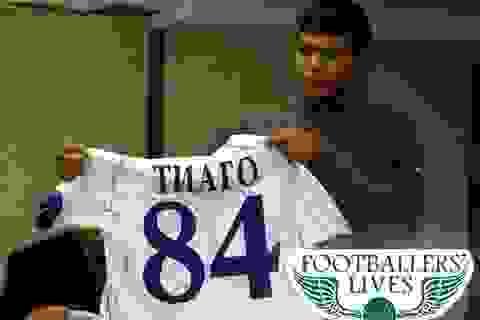 """Thiago Silva và hành trình từ """"cõi chết sống lại"""" nhờ tình yêu"""