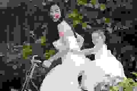 Sang Úc sinh sống, mẹ Việt trổ tài làm vườn rộng 2000 m2 ngập hoa trái
