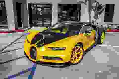 """Bugatti Chiron Hellbee - """"Chú ong vàng"""" đắt giá nhất thế giới"""