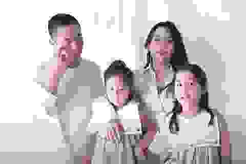 Con gái Lưu Hương Giang – Hồ Hoài Anh ước mơ trở thành Hoa hậu