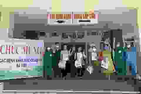 Đà Nẵng, Quảng Nam: 14 bệnh nhân Covid-19 được ra viện