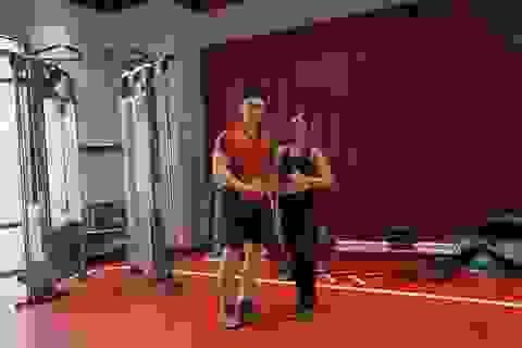 Bài tập siêu đơn giản tạo cơ bụng 6 múi tại nhà