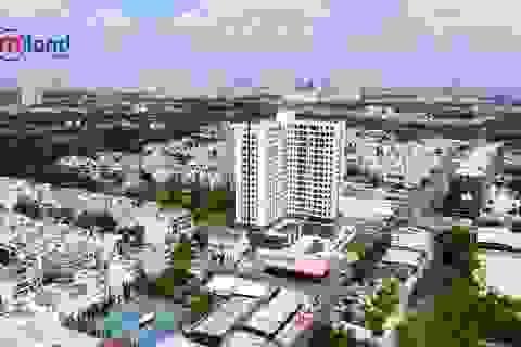 Đường Lê Văn Lương (Nhà Bè) mở rộng, cư dân dự án Goldora Plaza hưởng lợi lớn