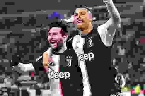 Juventus muốn đưa Messi về chơi bên cạnh C.Ronaldo