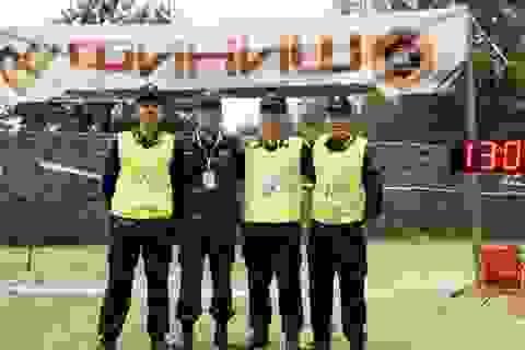 Đội thông tin liên lạc Việt Nam gây bất ngờ ở môn định vị vô tuyến điện