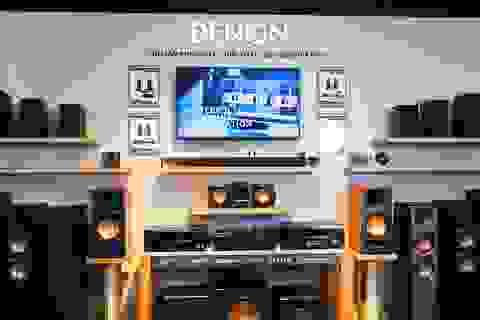 Thương hiệu âm thanh Denon tròn 110 năm
