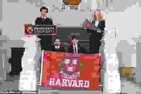 Anh: 4 học sinh nhà nghèo nhận tổng học bổng 1 triệu bảng vào ĐH Ivy League