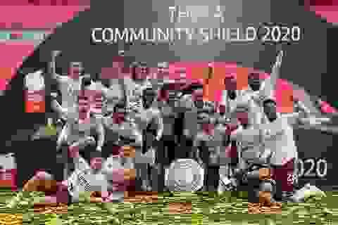 Vượt qua Liverpool ở loạt sút luân lưu, Arsenal giành Community Shield
