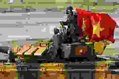 Đội tuyển Xe tăng Quân đội nhân dân Việt Nam sẽ gặp Myanmar ở vòng bán kết
