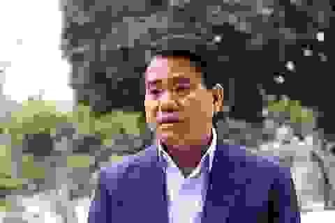 Bộ Công an thông tin về sức khỏe ông Nguyễn Đức Chung
