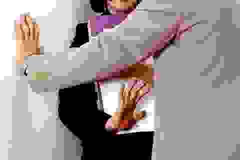 Nữ nhân viên bỏ việc vì nỗi sợ bị quấy rối tình dục nơi công sở