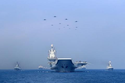 Trung Quốc mở cuộc tập trận mới giữa lúc căng thẳng với Mỹ