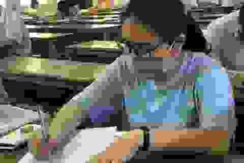 Hàng loạt đại học công bố điểm sàn xét tuyển từ điểm thi đánh giá năng lực