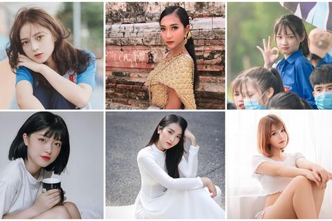 Điểm danh những gương mặt hot girl nổi bật trong tháng 8