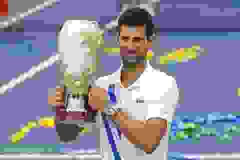 Djokovic lần thứ hai vô địch Western & Southern Open