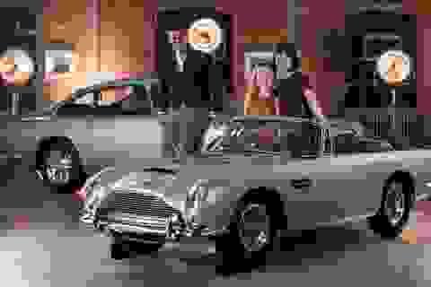Aston Martin DB5 Junior - Chiếc xe trẻ con đắt hơn Mercedes C-Class