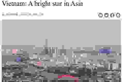 """Báo nước ngoài gọi Việt Nam là """"ngôi sao sáng ở châu Á"""""""
