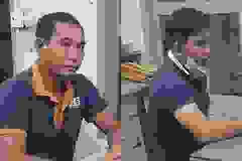 TPHCM: Bắt tạm giam 2 đối tượng giả danh công an đọc lệnh bắt người