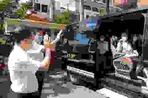 Đoàn bác sĩ Bệnh viện Chợ Rẫy chi viện chống dịch Covid-19 rút khỏi Đà Nẵng