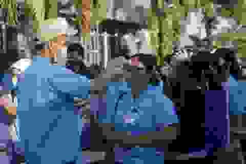 Hơn 1.500 người lao động tại các khu công nghiệp bị ảnh hưởng dịch Covid-19