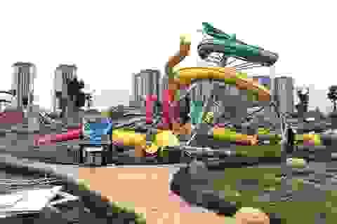 Quy trách nhiệm Chủ tịch, Phó Chủ tịch quận Hà Đông vụ phá công viên nước
