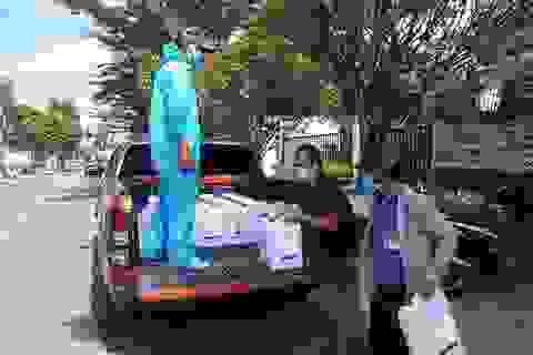 Dự án đặc biệt của bệnh nhân Covid-19 ở Đà Nẵng