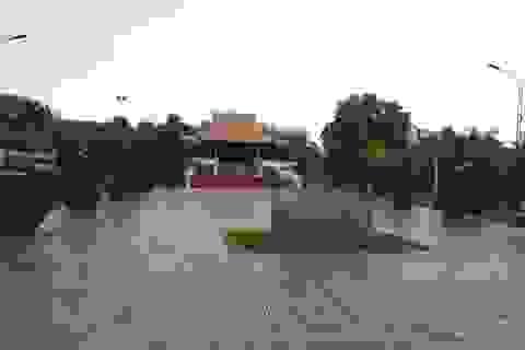 Khu tưởng niệm Bác Hồ ở tỉnh cực Nam Tổ quốc