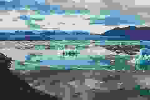 Các nhà khoa học đã xác định được nhiệt độ trên Trái đất trong kỷ Băng hà