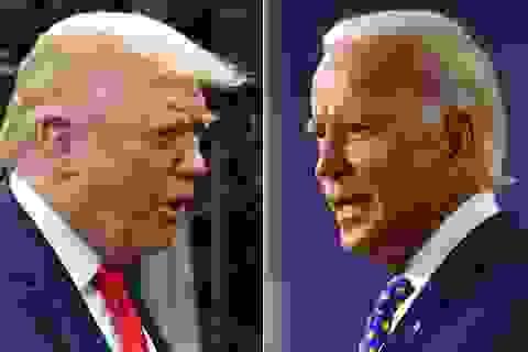 Bầu cử Mỹ: Cuộc đua gay cấn Trump - Biden bước vào tuần cuối cùng