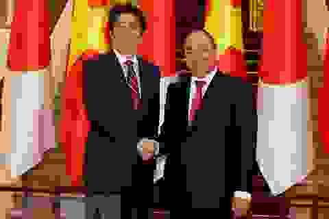 Dấu ấn của Thủ tướng Abe Shinzo trong quan hệ Việt - Nhật