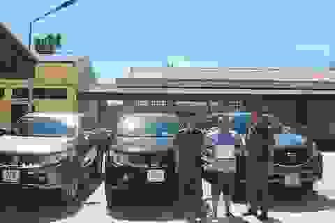 Nhân viên kinh doanh người Đài Loan trộm 3 ô tô mang đi cầm đồ